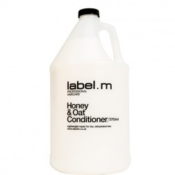 Label.m Honey and Oat Conditioner 1 Gallon