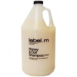 Label.m Honey and Oat Shampoo 1 Gallon