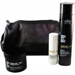 Label.m Men's Grooming Gift Kit