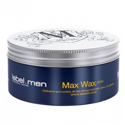 Label.men Max Wax 2 Oz