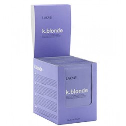 Lakme K-Blonde Compact Bleaching Powder Cream 24 Packets