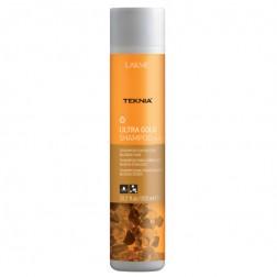 Lakme Teknia Ultra Gold Shampoo 10.2 Oz