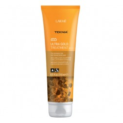 Lakme Teknia Ultra Gold Treatment 8.5 Oz