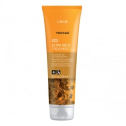 Lakme Teknia Ultra Gold Treatment 1.7 Oz