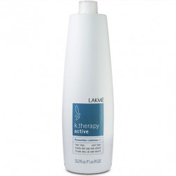 Lakme K-Therapy Active Prevention Shampoo 35.2 Oz