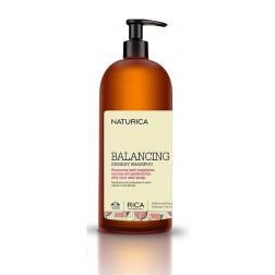 Rica Naturica Balancing Remedy Shampoo 33.8 Oz (1000 ml)
