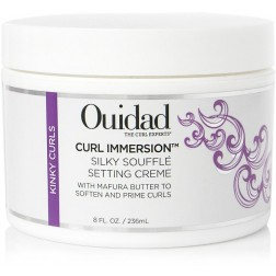 Ouidad Curl Immersion Silky Souffle crème 8 Oz