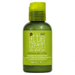 Little Green Baby Nourishing Body Lotion 2 Oz