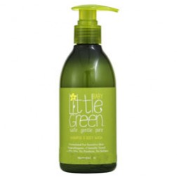 Little Green Baby All In One Shampoo and Body Wash 8 Oz