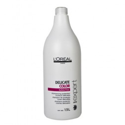 Loreal Serie Expert Delicate Color Shampoo (sulfate-free)  50.7 oz