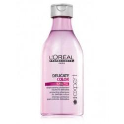 Loreal Serie Expert Delicate Color Shampoo (sulfate-free)  8.45 oz