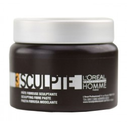 Loreal Homme Sculpte Sculpting Fiber Paste 5 Oz