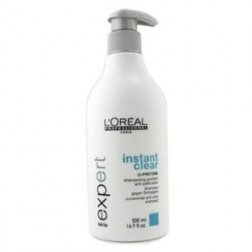 Loreal Serie Expert Instant Clear Anti-Dandruff Shampoo 16.9 Oz
