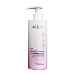 Loreal Serie Expert Liss Unlimited Cleansing Conditioner 13.5 Oz