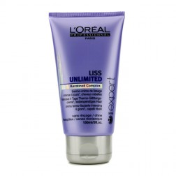 Loreal Serie Expert Liss Unlimited Leave In Cream 5 Oz