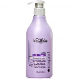 Loreal Serie Expert Liss Unlimited Shampoo 16.9 Oz