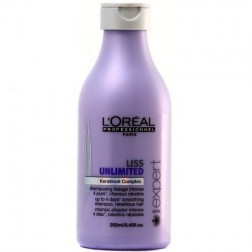 Loreal Serie Expert Liss Unlimited Shampoo 8.45 Oz