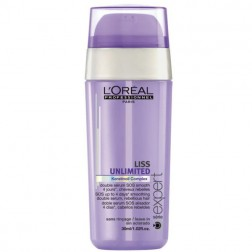 Loreal Serie Expert Liss Unlimited Serum 1.02 Oz