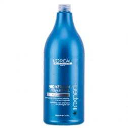 Loreal Serie Expert Pro Keratin Refill Shampoo 50.7 Oz