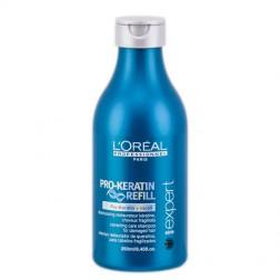 Loreal Serie Expert Pro Keratin Refill Shampoo 8.45 Oz