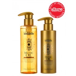 Loreal Professionnel Mythic Oil Set: Shampoo and Conditioner