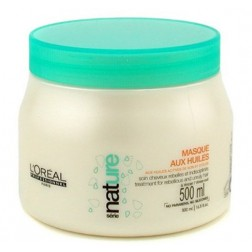 Loreal Serie Nature Masque Aux Huiles 16.9 Oz