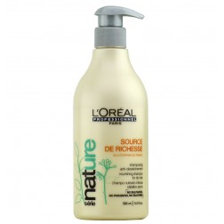 Loreal Serie Nature Source De Richesse Shampoo 16.5 Oz