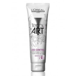 Loreal Professionnel Tecni.Art Liss Control Smoothing Cream 5.1 Oz