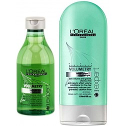 Loreal Volumetry Anti-Gravity Volumizing Shampoo 8.45 Oz And Conditioner 5 Oz