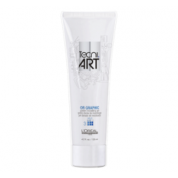 Loreal Professionnel Tecni.ART Gel Or Graphic 4 Oz