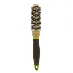Macadamia Natural Oil 100% Boar Hot Curling Brush 25mm