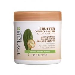 Matrix Biolage 3Butter Control System Overnight Mask 8.5 Oz