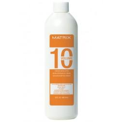 Matrix Cream Developer 10-Volume 16 Oz