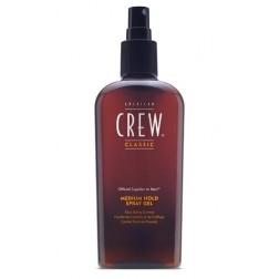 American Crew Medium Hold Spray Gel 8.45 Oz