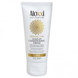 Aloxxi Essential 7 Leave In Conditioning Cream 1 Oz