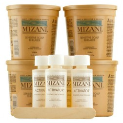 Mizani Sensitive Scalp Relaxer Kit