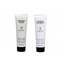 Nioxin System 2 Cleanser And Scalp Therapy Duo (10 Oz each)