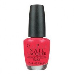 OPI NL B35 Charged Up Cherry