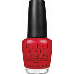 OPI Color So Hot It Berns NLZ13