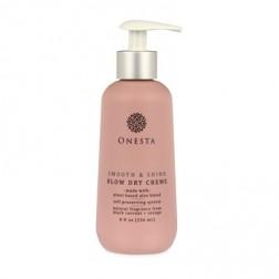 Onesta Smooth & Shine Blow Dry Creme 8 Oz