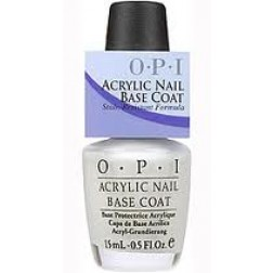 OPI Acrylic Nail Base Coat 0.5 Oz