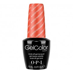 OPI GelColor Soak-Off Gel Lacquer - A Good Man-darin is Hard to Find