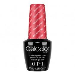 OPI GelColor Soak-Off Gel Lacquer - Big Apple Red
