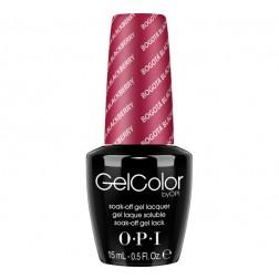 OPI GelColor Soak-Off Gel Lacquer - Bogota Blackberry