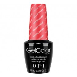 OPI GelColor Soak-Off Gel Lacquer - Cajun Shrimp