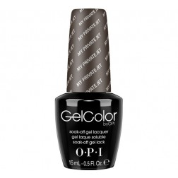 OPI GelColor Soak-Off Gel Lacquer - My Private Jet