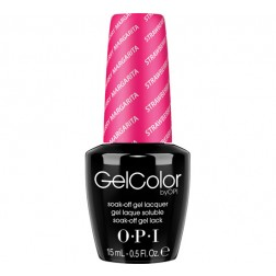 OPI GelColor Soak-Off Gel Lacquer - Strawberry Margarita GCM23