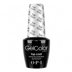 OPI GelColor Top Coat 0.5 Oz