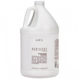 OPI Lemon Tonic Massage Gallon