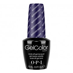 OPI GelColor Soak-Off Gel Lacquer - Russian Navy GCR54
